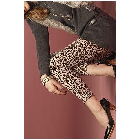 Leopard Stretch Leggings