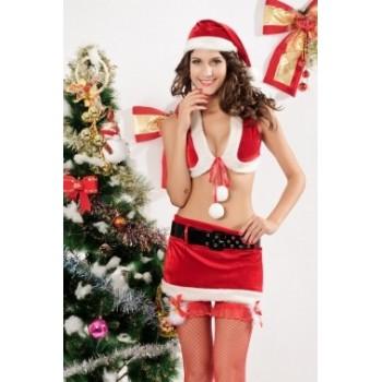 Costume Mère Noël Sexy