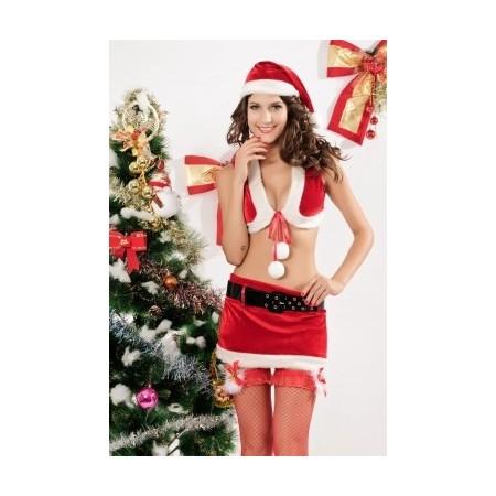 Costume Mamma Natale Sexy
